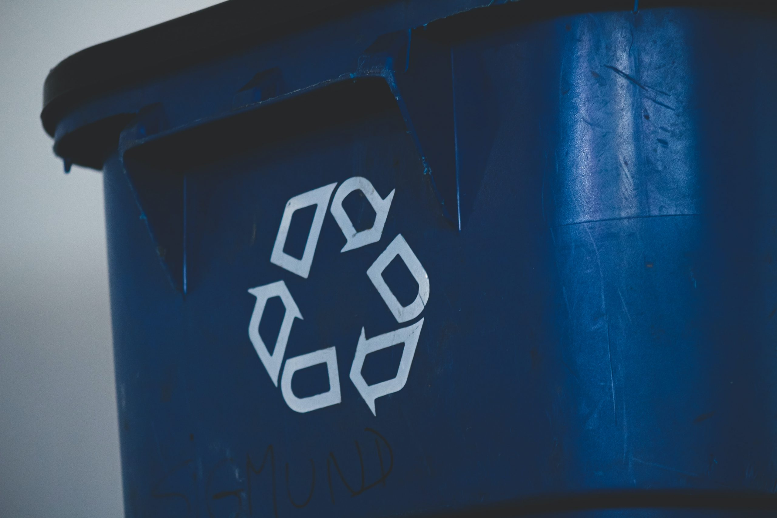 Recycle - trashcan